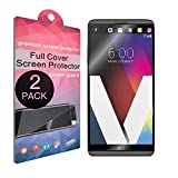 LG V20 [2-Pack] Screen Protector,SupThin [Full Coverage][Case Friendly][Bubble-Free][Anti-Scratch] HD Clear Screen Protector for LG V20[2-Pack]