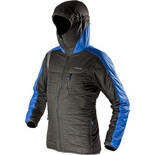 La Sportiva Pegasus Primaloft Jacket - Men's Grey/Blue Large