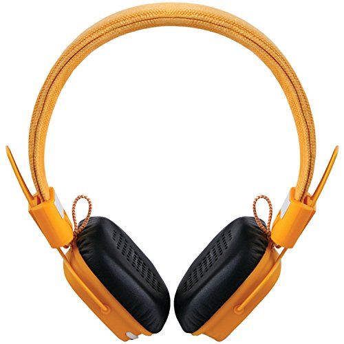 Outdoor Tech OT1400 Privates - Wireless Bluetooth Headphones with Touch Control (Mustard) ()