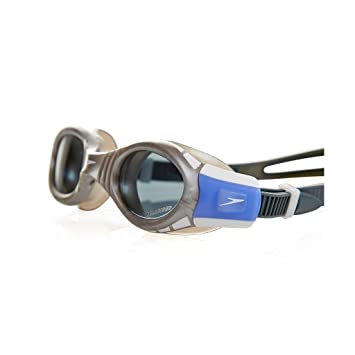 bcdc037c41f Speedo Women s Futura BioFUSE Polarised Goggles - Silver Blue