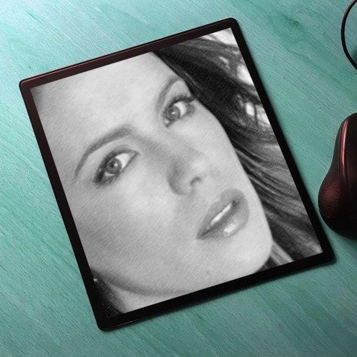 Seasons Kate Beckinsale - Original Art Mouse Mat #js006