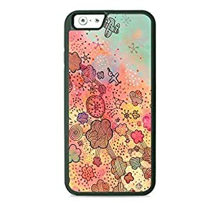 Abstract Drawing Hard PC Back Case Cover For Apple Iphone 5C