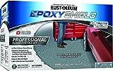 Rust-Oleum 238467 Professional Floor Coating Kit, Dark Gray