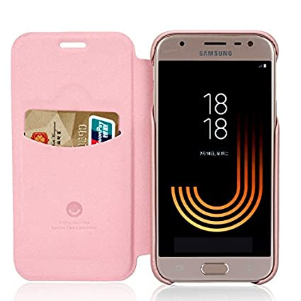 Funda para Samsung Galaxy J7 2017 Cover Delicate Frosted Texture ...