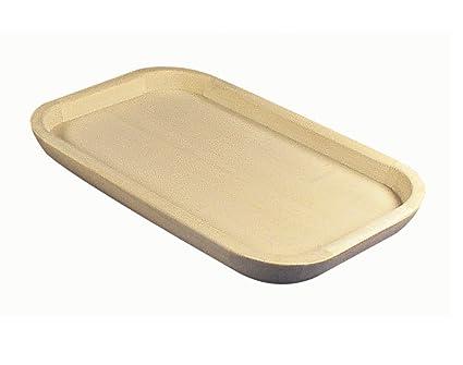 Vassoi In Legno Fai Da Te : Vassoio in legno base 29 cm x 20 cm in legno per il fai da te