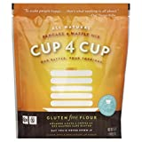 Cup4Cup Gluten Free Pancake & Waffle Mix, Pack of 18