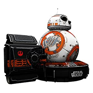 51oORKtdQ L. SS300  - Wig Special Edition Battle-Worn BB-8 App-Enabled Droid with Force Band