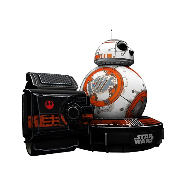 51oORKtdQ L. SS600  - Wig Special Edition Battle-Worn BB-8 App-Enabled Droid with Force Band