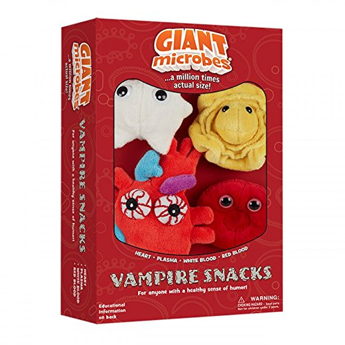 Giantmicrobes Themed Gift Boxes - Vampire Snacks