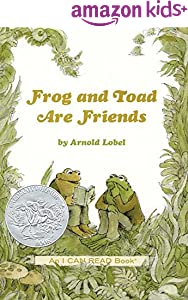 Frog and Toad Are Friends (Frog and Toad I Can Read Stories Book 1)