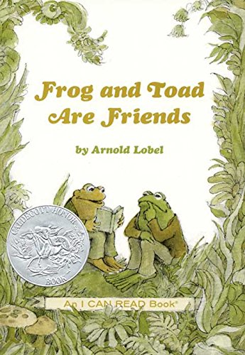 Frog and Toad Are Friends (Frog and Toad I Can Read Stories Book 1) ()