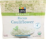 365 Everyday Value, Organic Riced Cauliflower, 12