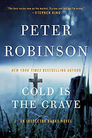 book cover of Cold Is the Grave