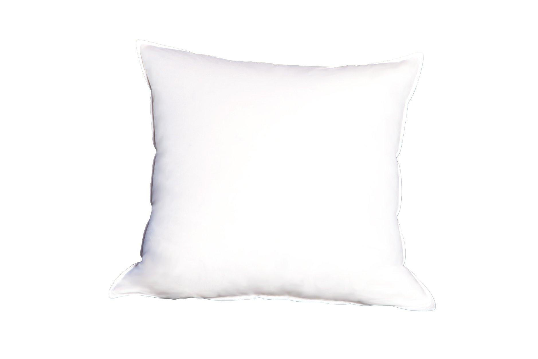 Cloud Nine Comforts Super Nova Pillow, European, Siberian White