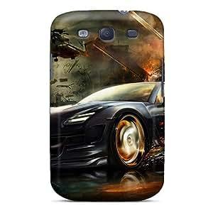 VXIPBRf6593nRIVi Case Cover, Fashionable Galaxy S3 Case - Skyline Gtr
