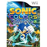 Sonic Colors [Japan Import] by Sega