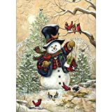 Windoson DIY 5D Diamond Painting Kits Christmas - Home Decor DIY Stamped Counted Cross Stitch Kits Crystal Rhinestone Pictures Paint with Diamonds Kids Art Crafts for Home Wall Decor (C)