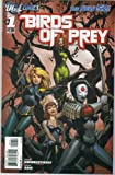 New DC Comics BIRDS of PREY # 1 (11/11) Storyline: Let Us Prey