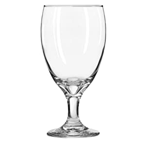 Libbey 3716 Embassy Stemware - 16 oz. Iced Tea Glass, Case of 3 dozen