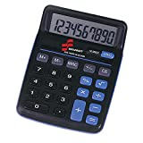 CALCULATOR,10-DIGIT,BLACK