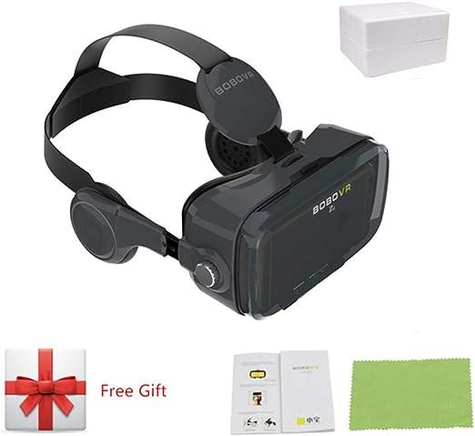 KUDYN Mini Gafas 3D Gafas de Realidad Virtual Gafas 3D Cartón ...