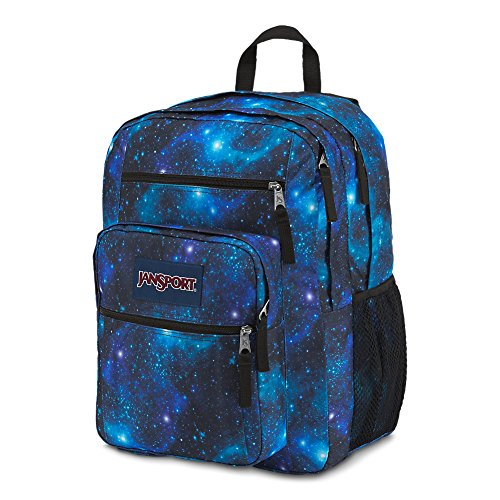 JanSport Unisex Big Student Oversized Backpack Galaxy