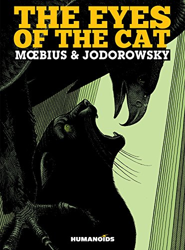 The very first graphic storytelling collaboration between two masters of the medium, Alexandro Jodorowsky and Moebius. In a desolate dreamscape world, a man, a bird, and a cat interact in a unique apocalyptic yet poetic fashion…Alexandro Jodorowsky a...