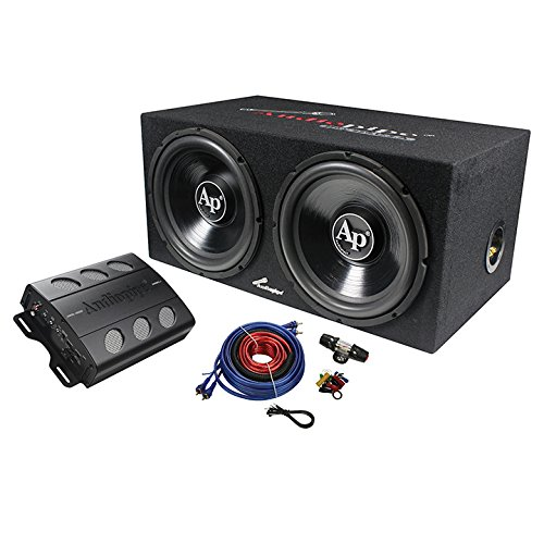 Auto Pipe - Audiopipe Super Bass Combo pack Dual 12