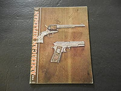 American Rifleman Aug 1962 Camp Perry; Kentucky Pistols; Ruger .44 Mag