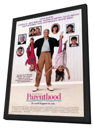 Parenthood Framed Movie Poster