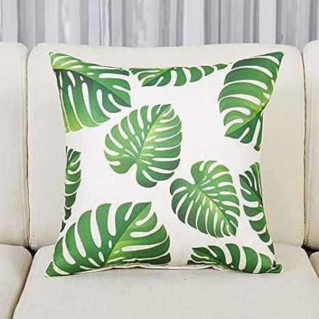 Zhiliao Nordic Pillow Cojín Ciervo Almohada Sofá De La Cama ...