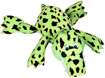 Bimar Peluche Cocodrilo 70 cm, Multicolor