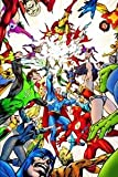 img - for Justice League of America: Another Nail # 3 book / textbook / text book