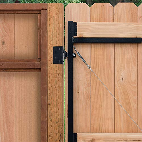 Adjust-A-Gate Steel Frame Gate Kit, 36''-60'' Wide Opening Up to 7' High (2 Pack) by Adjust-A-Gate (Image #4)