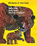 download ebook baby bear, baby bear, what do you see? big book (brown bear and friends) by bill martin (2011-02-15) pdf epub