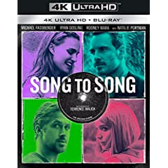 SONG TO SONG arrives on Digital HD June 27 and on 4K UHD, Blu-ray, DVD and VOD on July 4 from Broadgreen