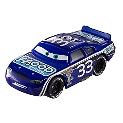 Disney/Pixar Cars Chuck Armstrong (Mood Springs) Vehicle: Toys & Games