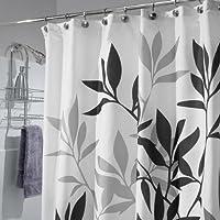 Cortina de ducha de hojas de envoltura