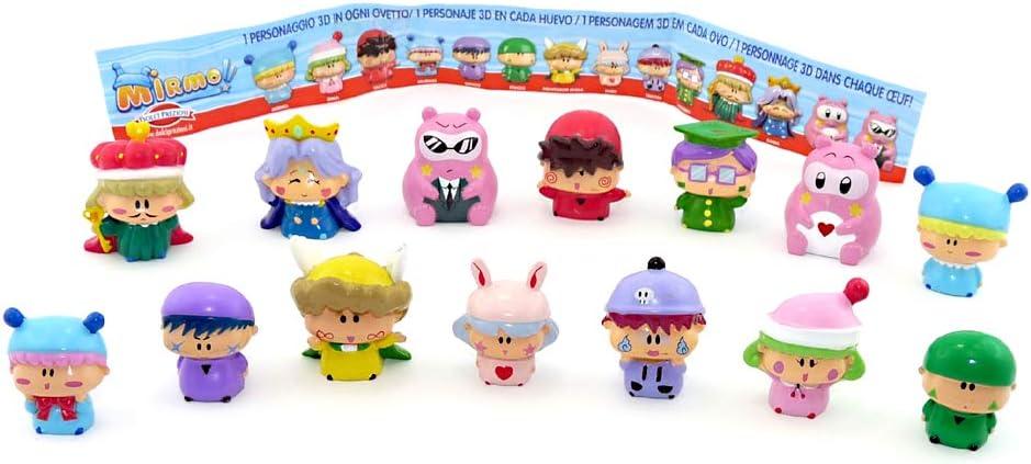 Kinder Überraschung 14 Figuren Von MIRMO - Dolci Preziosi + 1 ...
