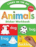 Animals Sticker Workbook, Sarah Creese, 1848794045