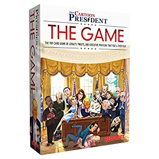 Redshift Games Our Cartoon President