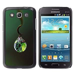 Be Good Phone Accessory // Dura Cáscara cubierta Protectora Caso Carcasa Funda de Protección para Samsung Galaxy Win I8550 I8552 Grand Quattro // Nature Life Water Drop