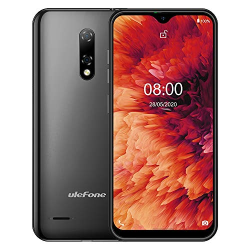 YANTAIAN Note 8P, 2GB+16GB, Dual Rear Cameras, Face ID Identification, 5.5 inch Android 10.0 MKT6737VW Quad-core up to 1.3GHz, Network: 4G, Dual SIM (Color : Black)