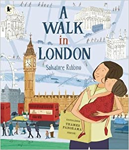 Image result for a walk in london salvatore rubbino