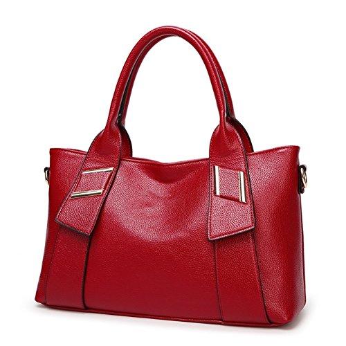 Walcy Fashion Embossed Shoulder Motorcycle Ladies Handbags HB900203