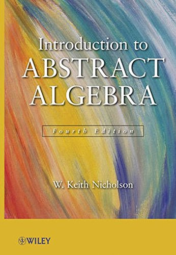 Introduction to Abstract Algebra, Set