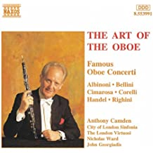 Oboe (The Art Of The) - Famous Oboe Concertos