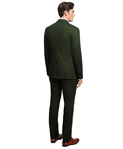Amazon.com: Brooks Brothers Rojo de tela polar 100% mezcla ...