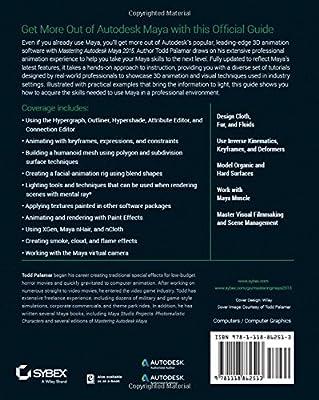 Mastering Autodesk Maya 2015: Autodesk Official Press: Todd Palamar