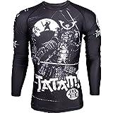 Tatami Dark Samurai Longsleeve Rashguard (EXCLUSIVE)